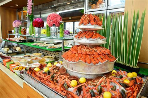 Seafood Menus To Try In Hong Kong This Summer Harbourside Seafood Buffet