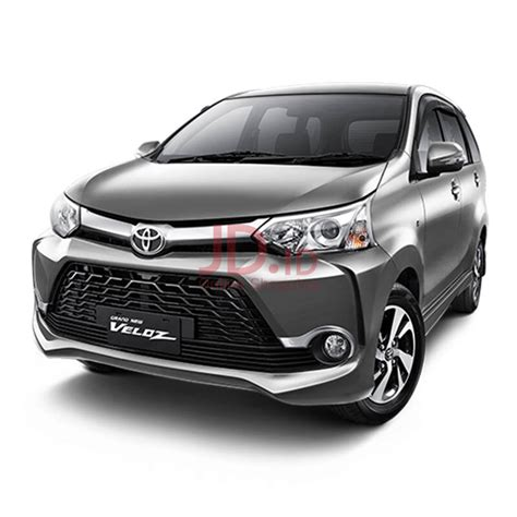 Grand New Avanza 1 5 Veloz M T jual toyota grand new avanza 1 5 veloz m t mobil grey