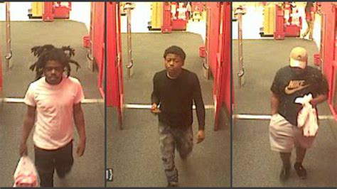 Target Stolen Gift Card - police trio uses stolen credit cards at target in delray wpec