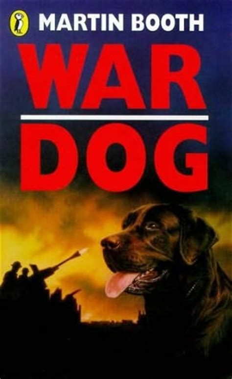 war dogs book war by martin booth