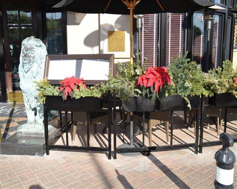 restaurant patio fence restaurant patio fence rheumri
