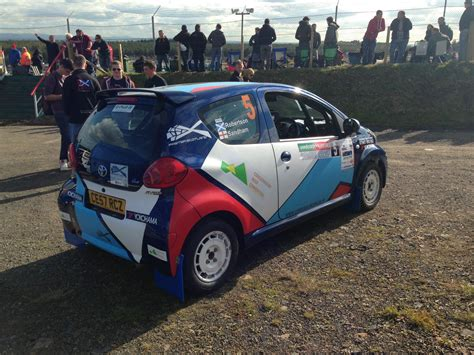 for car you can buy two aygo rally cars on ebay