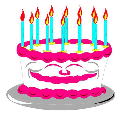 Birthday Cake Graphics Clip by Birthday Cake Clipart Clipartix