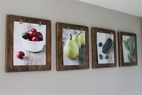 20 best diy photo picture frame tutorials it s always autumn