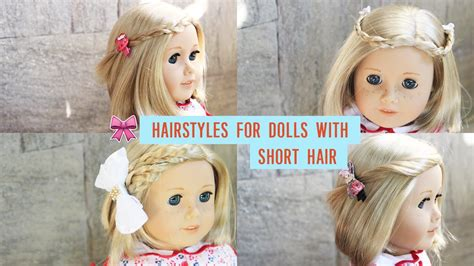 hair style doll hairstyles for american dolls with hair