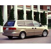 Honda Odyssey 1999  Picture 12 Of 19