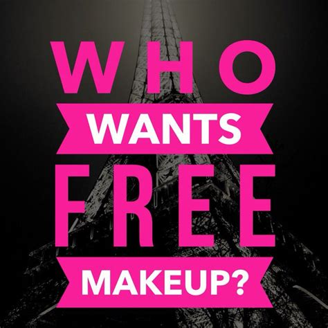 Wanna Win Some Make Up by Free Makeup Makeup Vidalondon