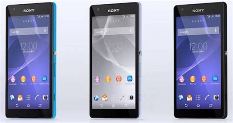 Hp Sony Xperia Z2 Dual Sim sony xperia zl2 with 5 inch display and snapdragon 801