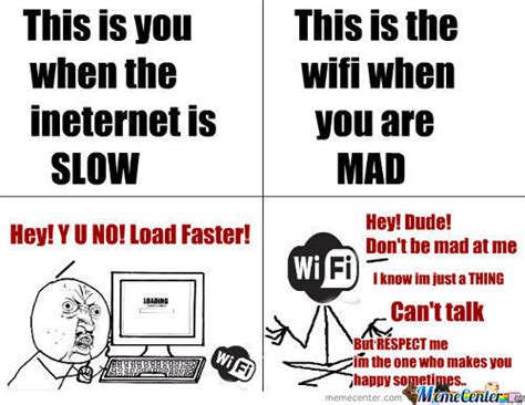 Wifi Meme - meme center erinthelion posts