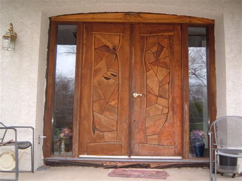 20 stunning front door designs
