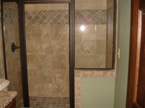 Shower Pictures by Showers Archer Restoration Services
