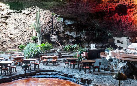 Coffee Garden Slc by Lanzarote Jameos Agua 183 Subterranean Lava Caves With