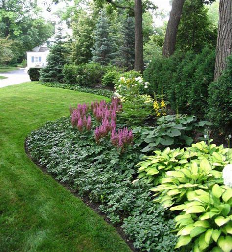 landscape backyard amazing backyard landscaping ideas quiet corner