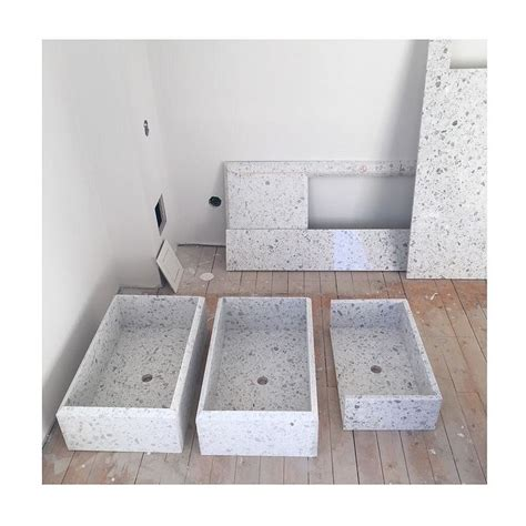 terrazzo bathtub 1000 ideas about terrazzo on pinterest terrazzo tile