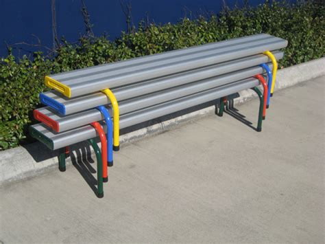 Eiger Mountain Club Caps Olive stackable seats and school seating central coast
