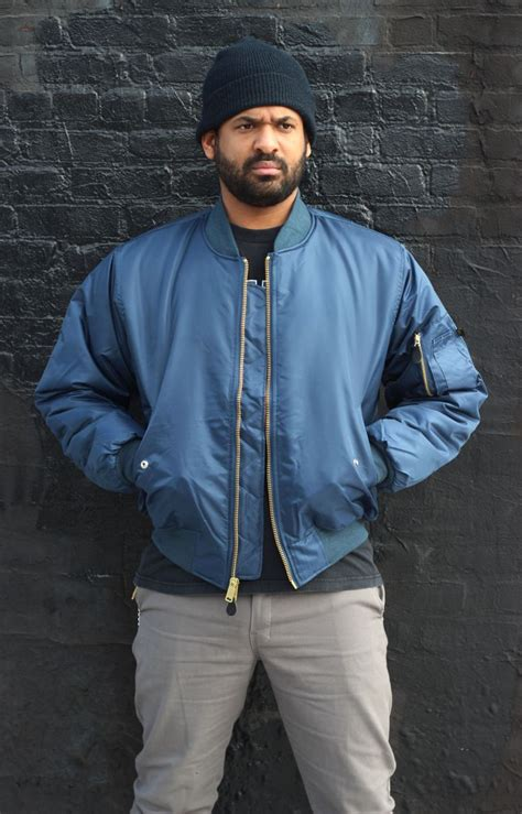 Jaket Bomber Flamingo By Fwr Shop the ma 1 flight jacket features a fully reversible orange
