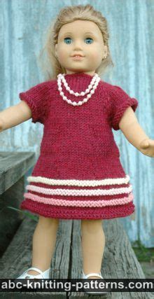 free knitting patterns for 14 inch doll clothes abc knitting patterns knit gt gt doll clothes 92 free patterns