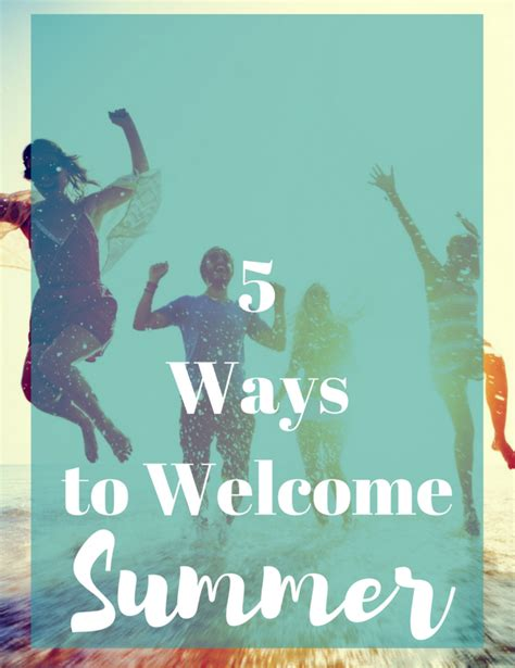 5 Ways To Welcome by 5 Ways To Welcome Summer With Edwards Pies Desserts