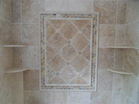 tumbled travertine bathroom traditional bathroom