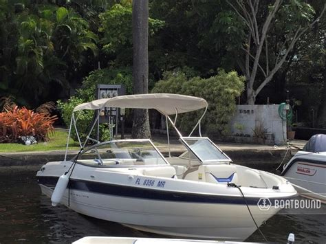 boatsetter owner reviews rent a 2004 22 ft bayliner 249 io in miami fl on boatsetter