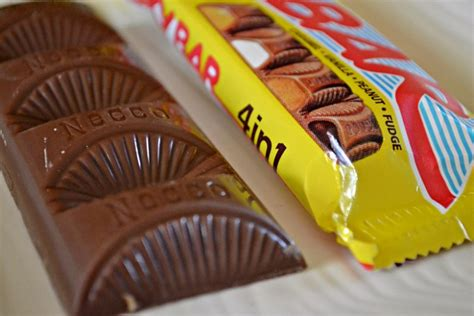 7 Of My Favorite Candybars by Favorite New Brands More New Today