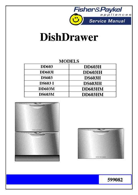 fisher and paykel drawer dishwasher manual fisher paykel dd603 ds603 service manual download