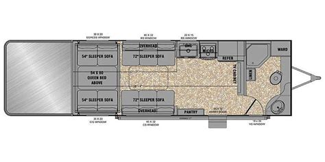evergreen rv floor plans evergreen rv floor plans thefloors co