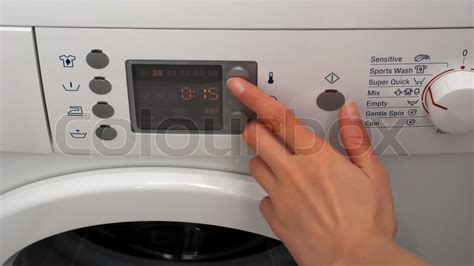 What Temperature Do You Wash Colors In by Adjusting Wash Temperature On The Panel Of Washing