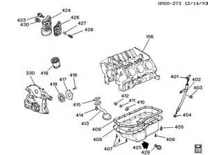 Buick Engine Parts Buick Riviera Engine Asm 3 8l V6 Part 4 Pan And