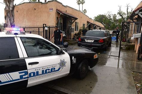 San Bernardino Warrant Search San Bernardino Search Warrants At Downtown Complex Yield