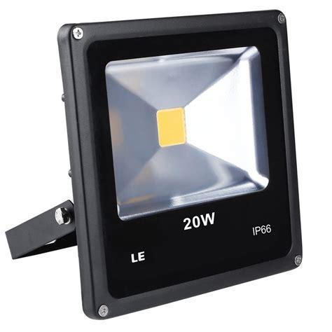 20W LED Floodlight   Outdoor Flood Lights LED Fixtures
