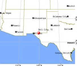 Dell Tx Dell City Tx 79837 Profile Population Maps