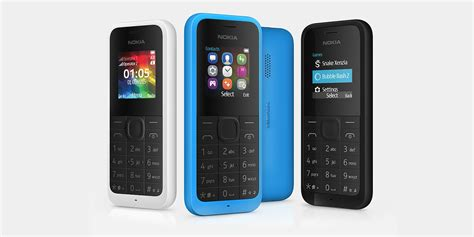 Hp Nokia Ratusan Ribu Nokia 105 And 105 Dual Sim Microsoft S 20 Basic Phone