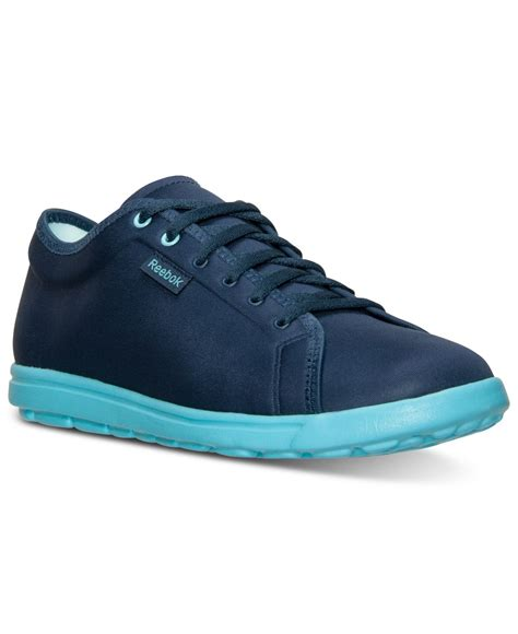s reebok sneakers lyst reebok s skyscape runaround walking sneakers