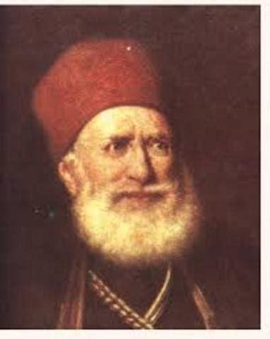 muhammad ali ottoman empire imperialism timeline timetoast timelines