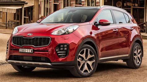 Kia Sportage 2016 Kia Sportage Review Australian Drive