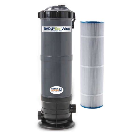 ecco pool filter cartridge speck badu eco wise 4 cartridge filter and replacement