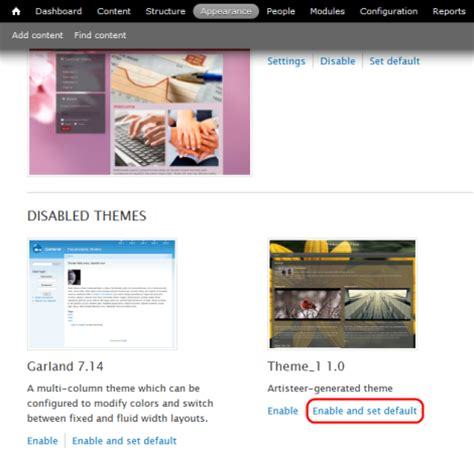 drupal theme update drupal theme upload how to use drupal themes