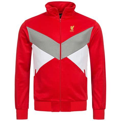 Jaket Sweater Hoodie Liverpool Halt Zipper Black liverpool fc majestic jacket track jacket hoodie sweat the reds lfc s m l xl 2xl ebay