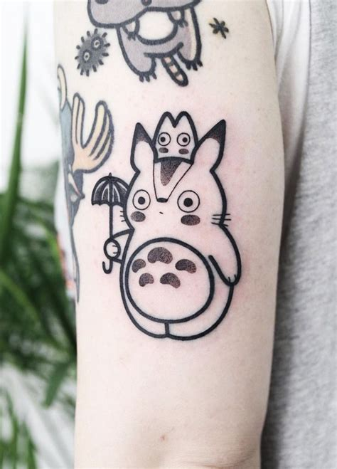 anime tattoos best 25 anime tattoos ideas on studio ghibli