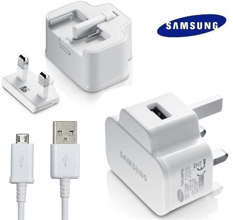 New Original Charger Samsung Galaxy S4 S3 Tab 3 Note 2 J7 J5 Gr genuine samsung galaxy s4 charger buytec co uk