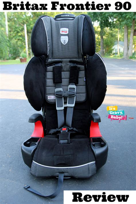 britax frontier 90 recline britax frontier 90 harness 2 booster carseat review