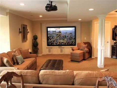 Decorating A Basement On A Budget by Basement Decorating I Basement Decorating Ideas Colors