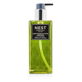 Liquid Soap Bamboo 300ml 10oz nest lemongrass singapore malaysia indonesia