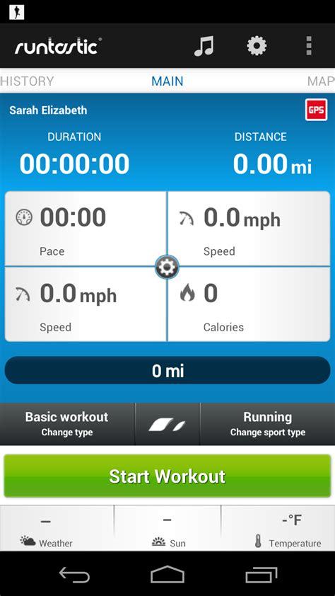 mobile tracking app review runtastic s mobile apps make tracking a workout