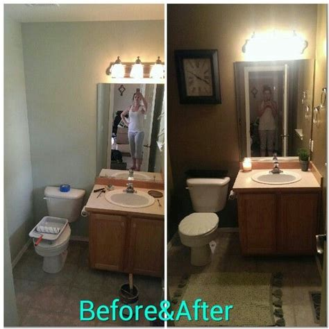 easy bathroom makeover for the home - Easy Bathroom Makeover