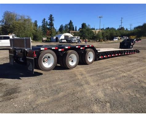 subaru cing trailer talbert lowboy trailer for sale lease used talbert