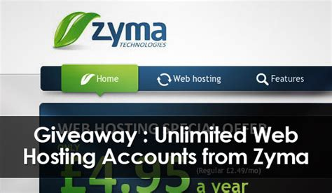 Web Hosting Giveaway - giveaway 5 web hosting accounts for one year from aussiehost