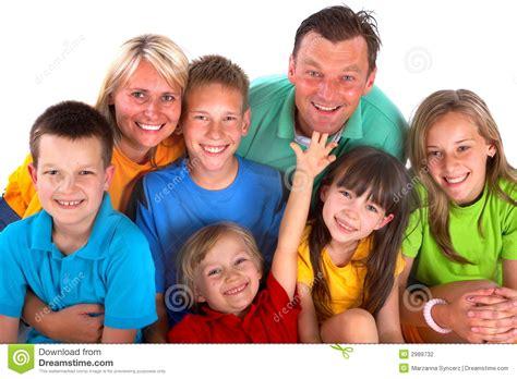 imagenes sobre la familia feliz familia feliz foto de archivo imagen de brunette rubio