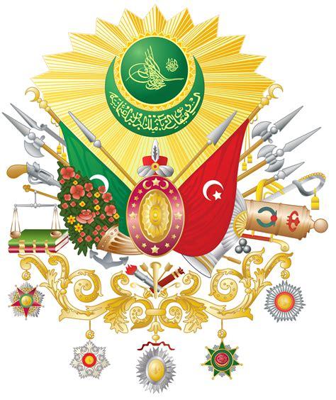 Empire Ottoman Chronologie by Wappen Des Osmanischen Reiches
